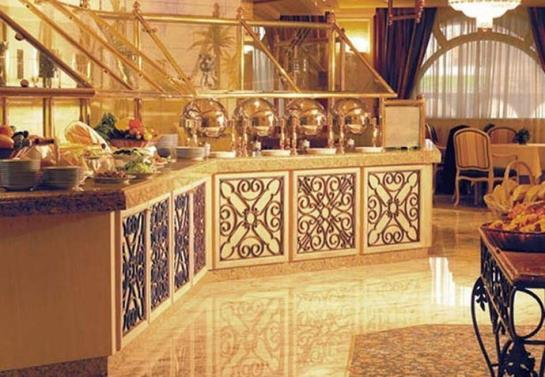 هتل Madinah Marriott مدینه