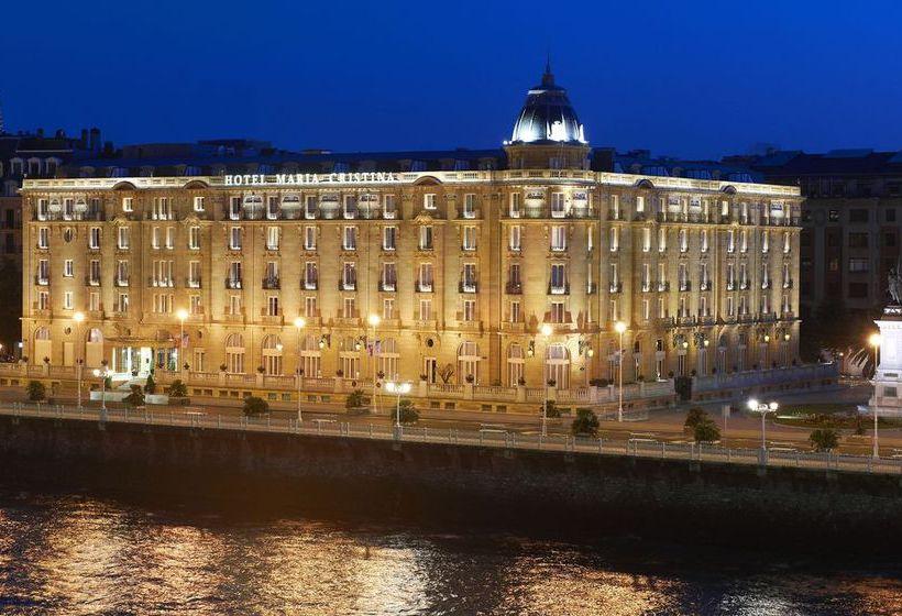 호텔 Maria Cristina 산세바스티안