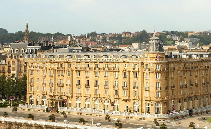 Hôtel Maria Cristina Saint-Sébastien