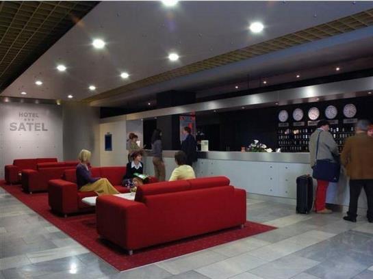 Hotel Satel Poprad