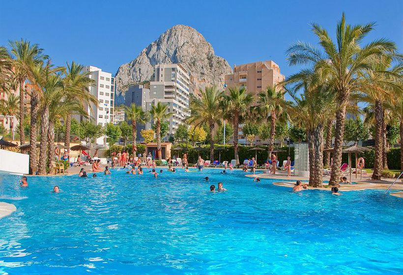Schwimmbad Hotel SH Ifach Calpe