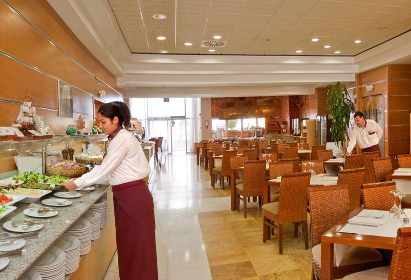 Restaurant Hôtel SH Ifach Calpe