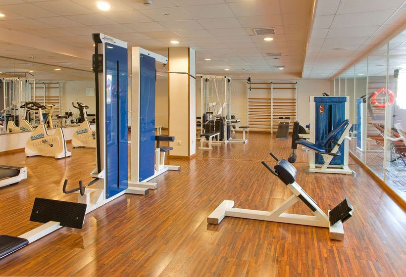 Sports facilities Hotel SH Ifach Calpe