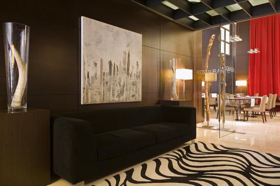호텔 Zenit Bilbao 빌바오