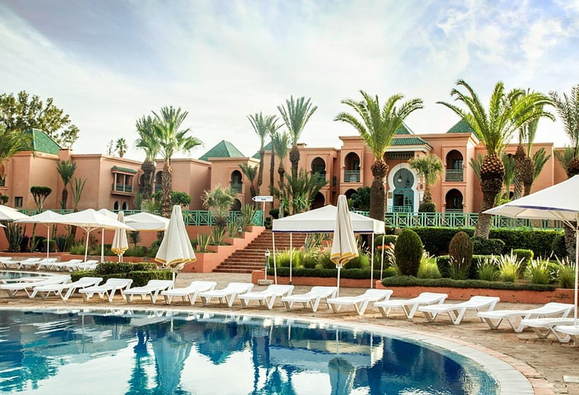 Hotel Sangho Privilege Marrakech Daoudiate