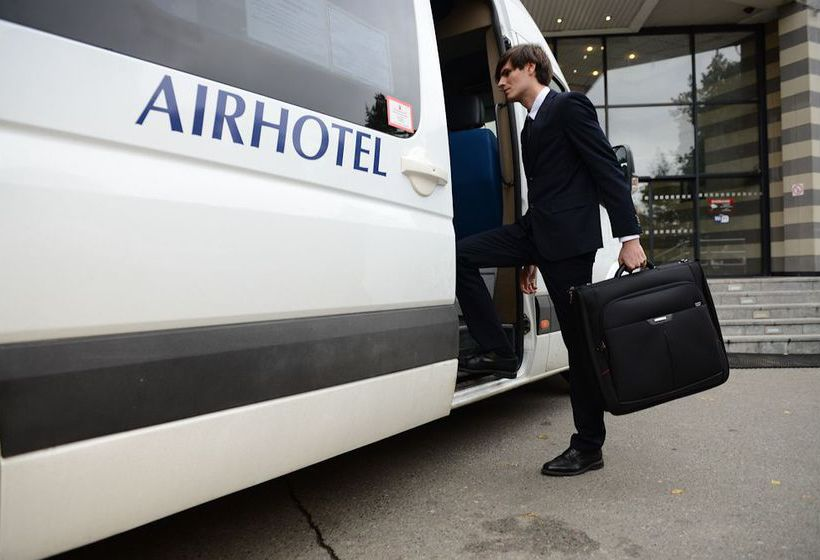 Airhotel Domodedovo Moscou