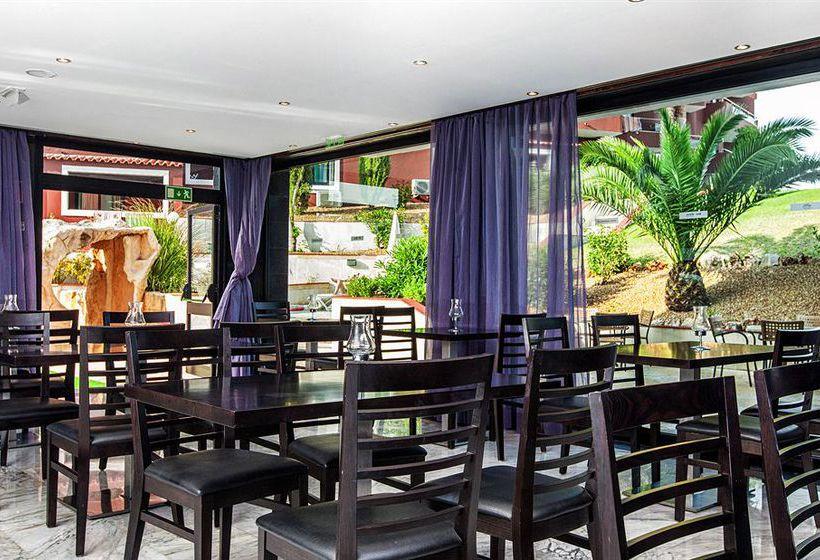 Restaurant Aparthotel Topazio Albufeira