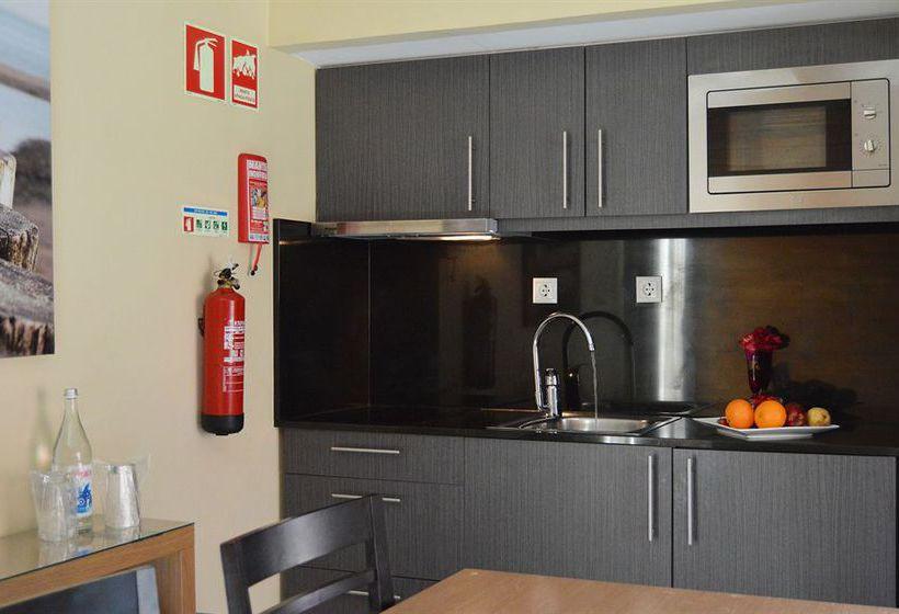Cuisine Aparthotel Topazio Albufeira