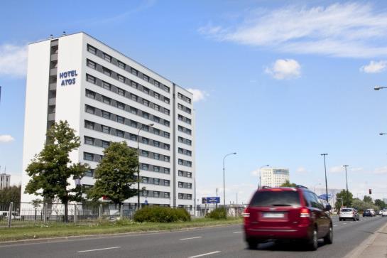 ホテル Atos ワルシャワ