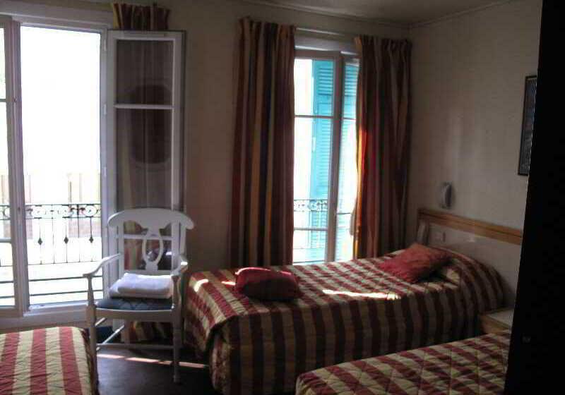 Hotel Dante Nice