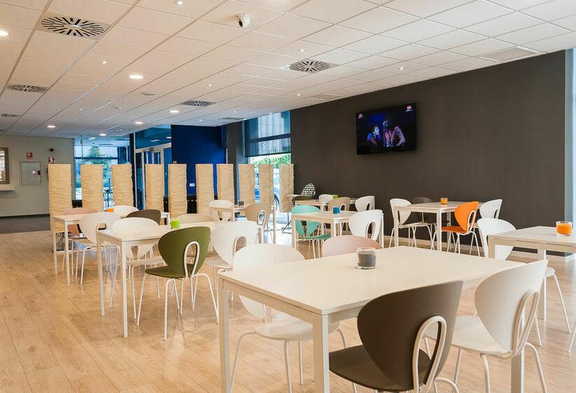 Cafeteria Hotel B&B Las Rozas