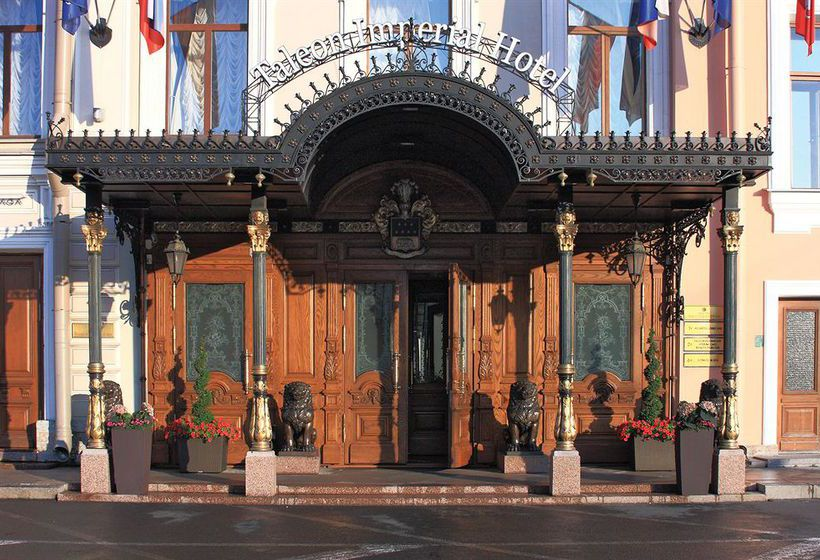 Hotel Taleon Imperial Saint Petersburg
