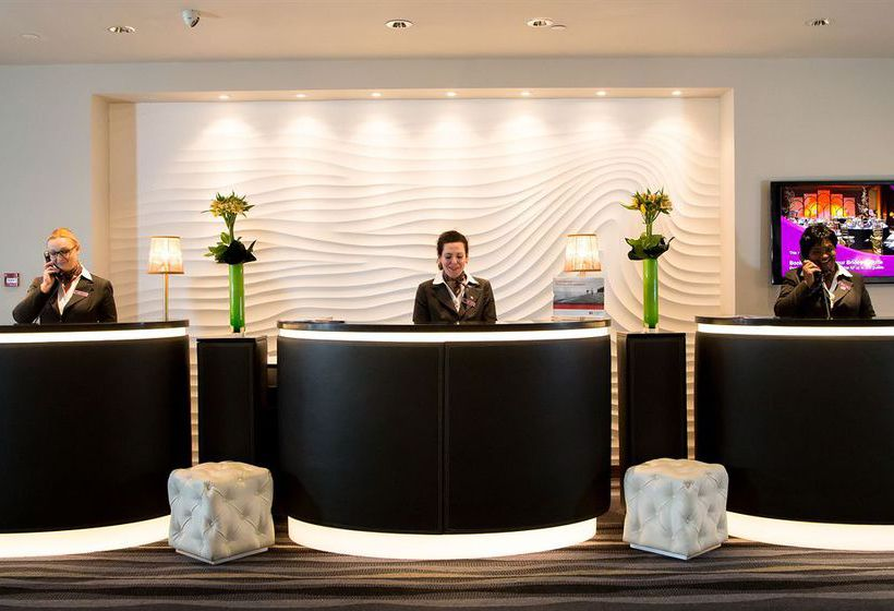 هتل Crowne Plaza London The City لندن