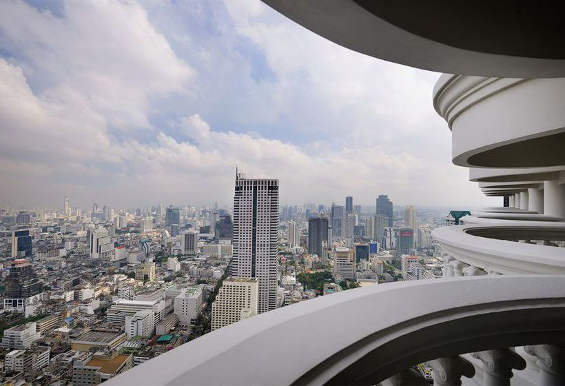 Hotel Lebua At State Tower Bangkok