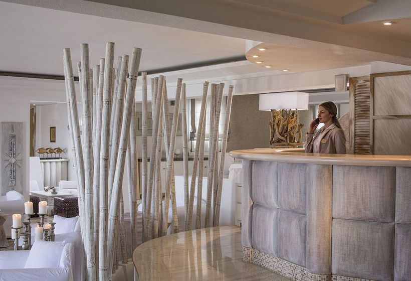 فندق Myconian Kohili Korali Kyma Kalypso Thalasso Spa Center مايكونوس