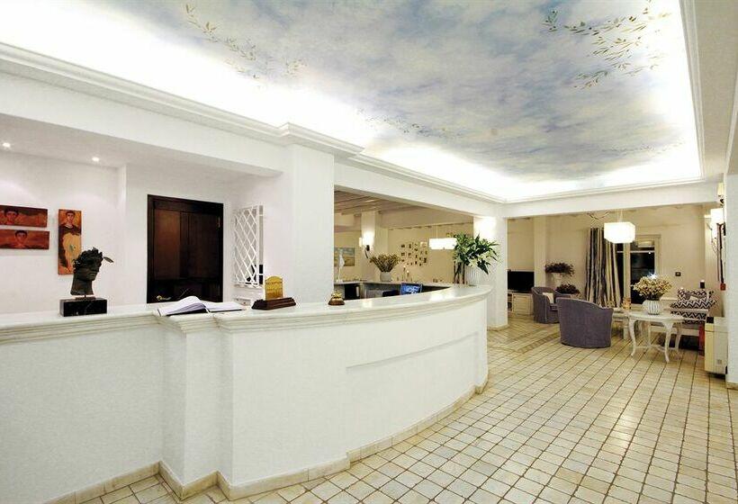 Hotel Pelican Bay Art  Platys Yialos