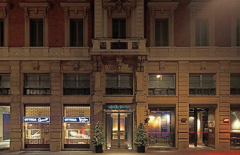 Hotel Straf Mailand