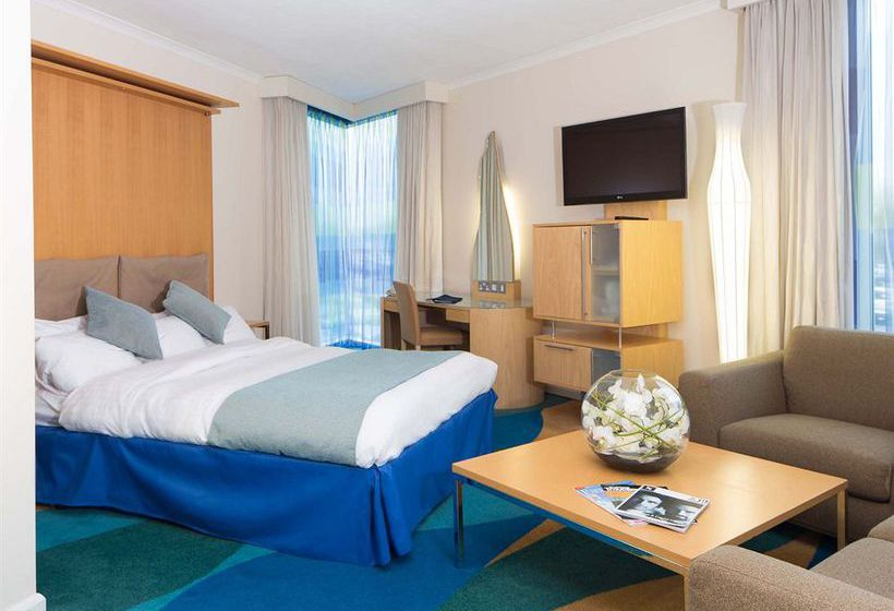 Hotel Radisson Blu London Stansted Airport