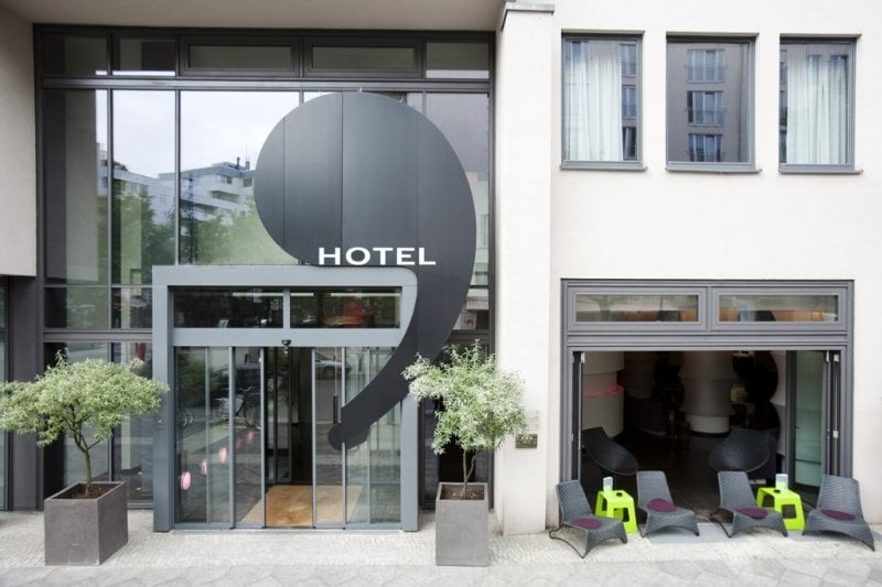 Ku'Damm 101 Hotel Berlim
