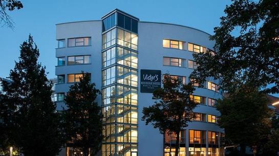 Victors Residenz Hotel Berlin Tegel Berlino