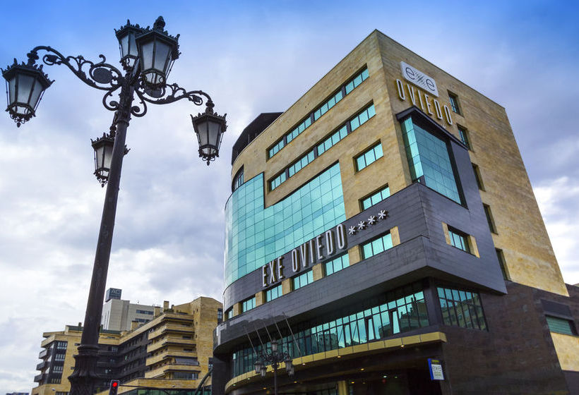 Esterno Hotel Exe Oviedo
