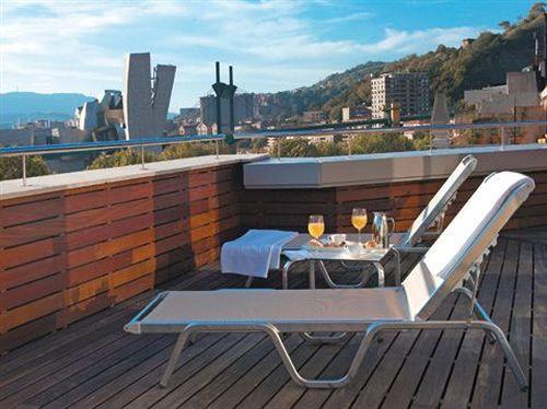 Hotel Hesperia Bilbao Bilbau