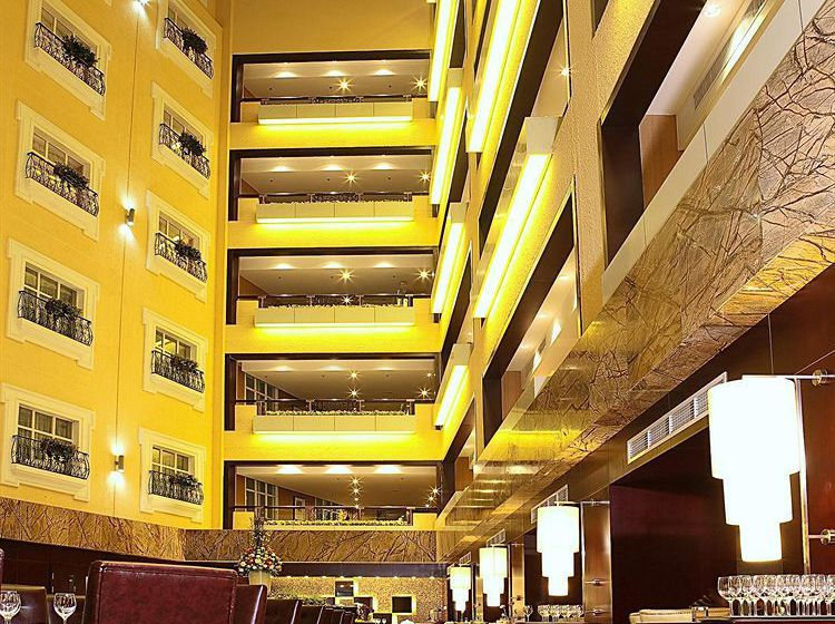 Oriental Bund Hotel Shanghai