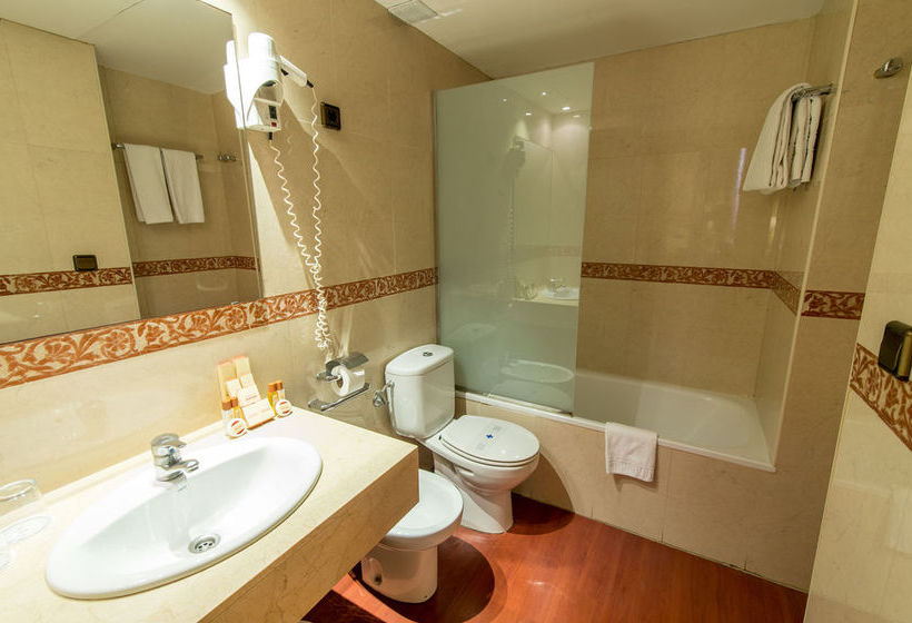 Bathroom Sunotel Aston Barcelona