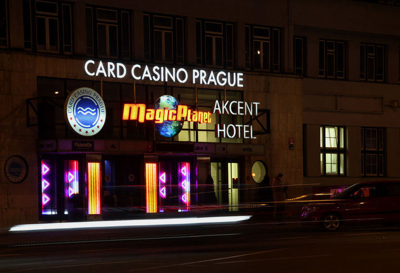 Hôtel Akcent Prague