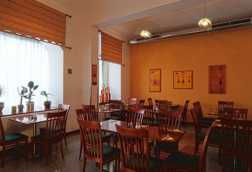 Restaurant City Partner Hotel Victoria Prague