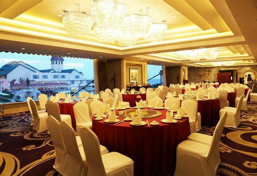 Hotel Qingdao Sea View Garden