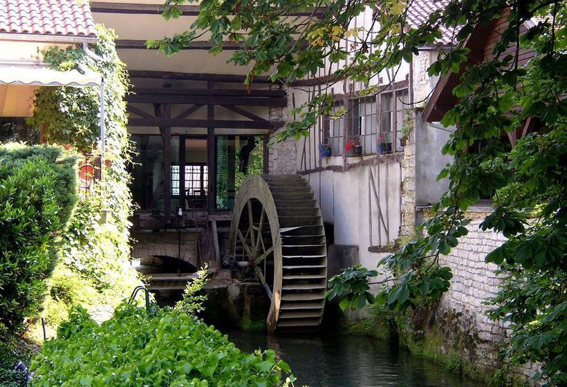 Moulin du Landion Chateaux & Hotels De France Dolancourt