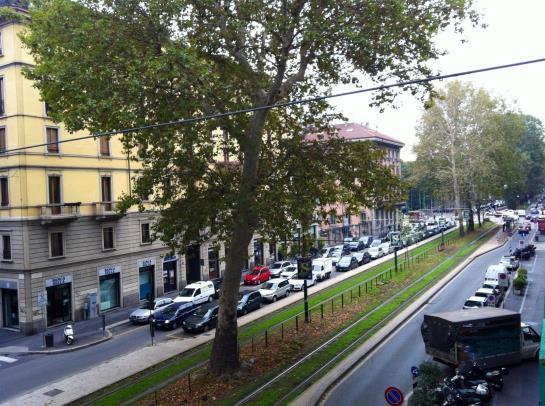 Hotel Atena Mailand