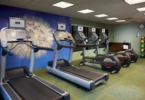 호텔 SpringHill Suites Newark International Airport