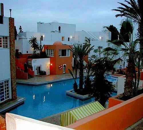 Aparthotel Tagadirt Agadir