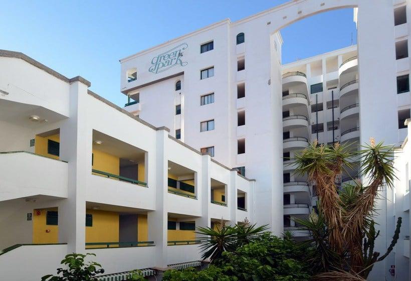 Apartamentos green park in playa del ingles starting at 12 destinia - Apartamentos monterrey playa del ingles ...