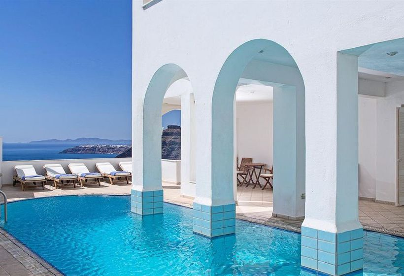 Hotel Atlantis Santorini