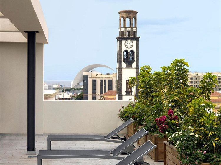 Hôtel NH Tenerife Santa Cruz de Ténérife