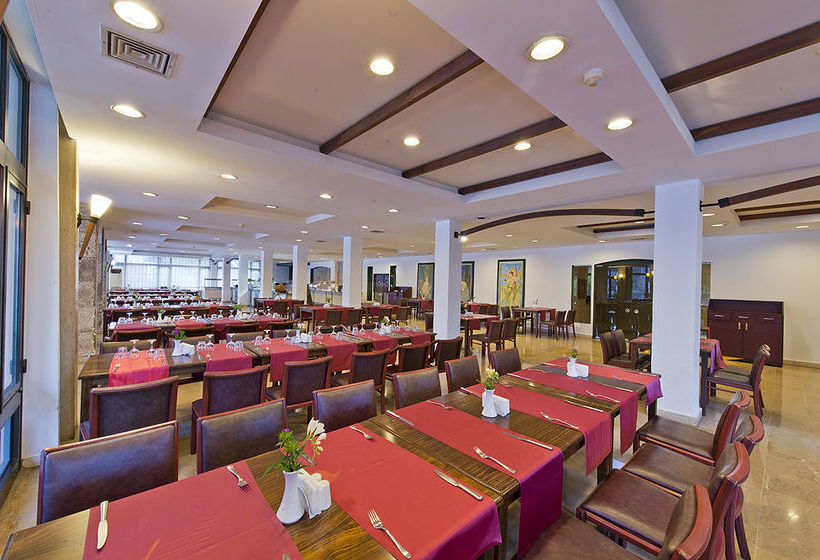 Restaurant Hôtel Grida City Antalya