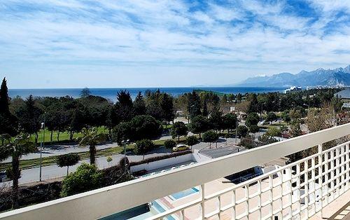 Terraza Hotel Grida City Antalya