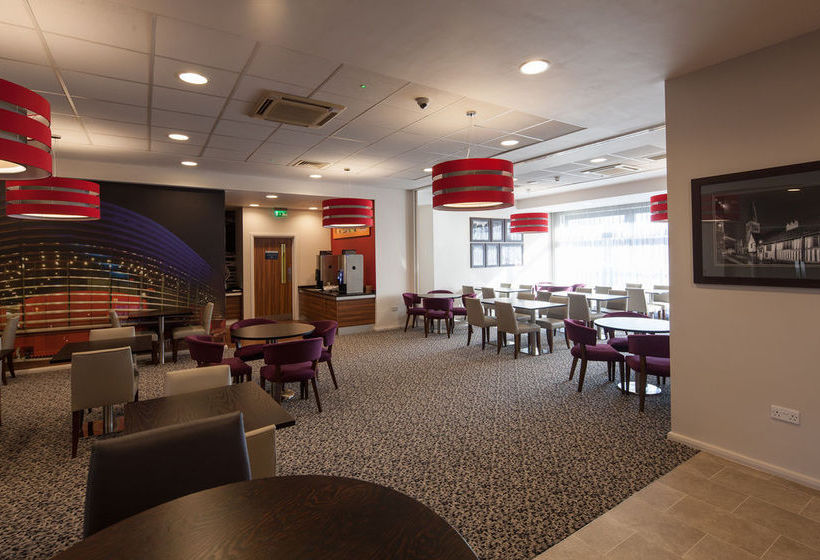 Hôtel Holiday Inn Express Leicester - Walkers Stadium