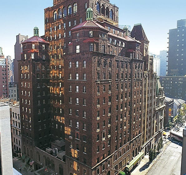 Hotel NH Jolly Madison Towers Nueva York