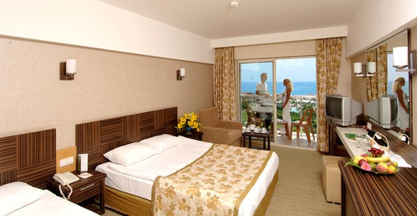 Room Hotel Sherwood Breezes Resort Antalya