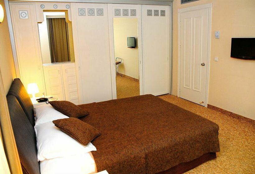 Chambre Hôtel The Residence Gayrettepe Istanbul