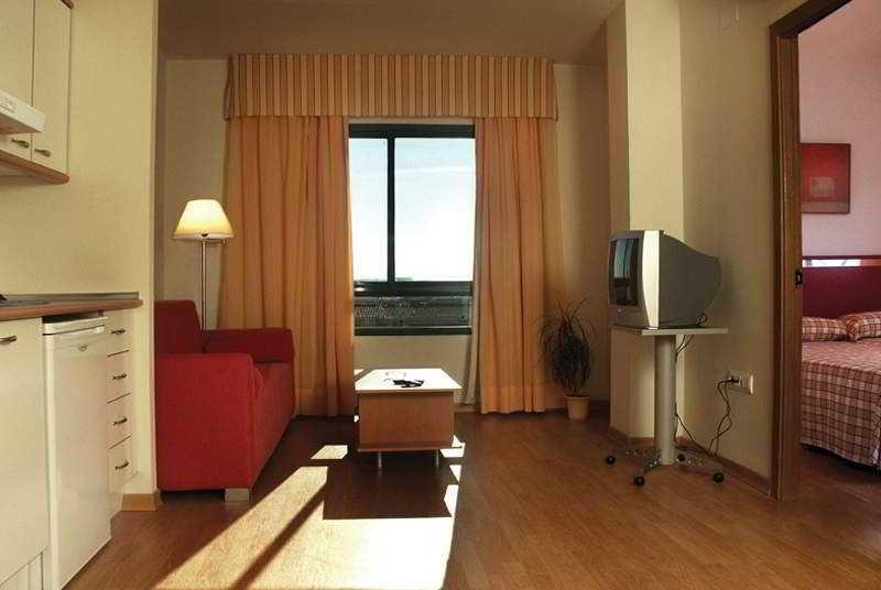 Aparthotel Ascarza Badajoz バダホス