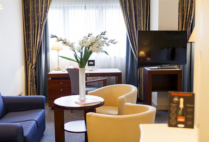 Boutique Hotel Le Chatelain Bruselas