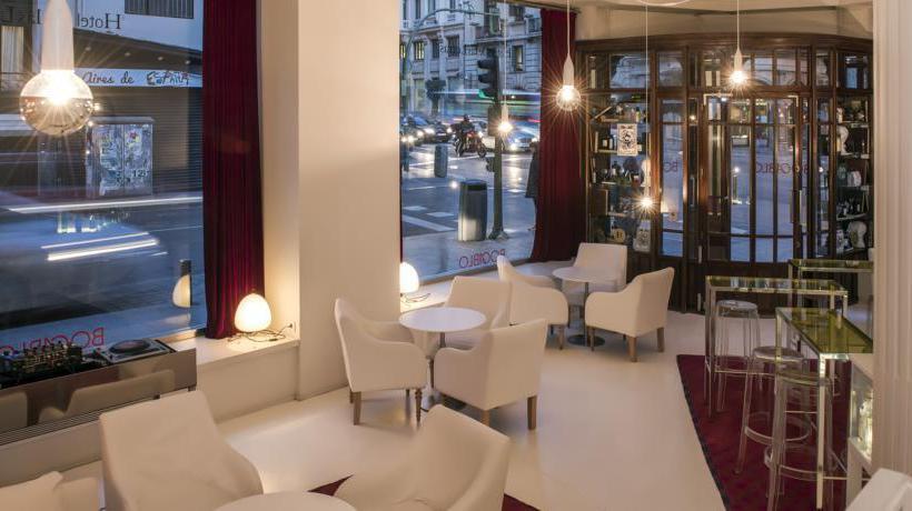 Restaurant Hotel Iberostar  Las Letras Gran Vía Madrid