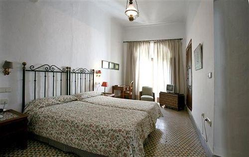 ホテル Posada de Palacio サンルーカル・デ・バラメダ