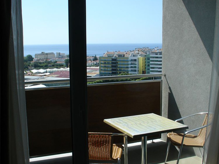 Terrazza Hotel VIP Executive Azores Ponta Delgada
