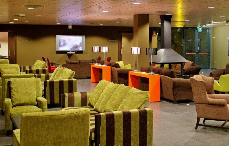 Common areas Hotel HG Alto Aragon Formigal